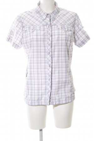 Columbia Short Sleeve Shirt check pattern casual look