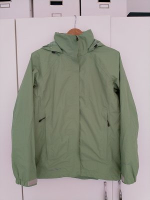 Columbia Outdoor Jacket lime-green nylon