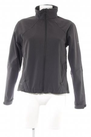 Columbia Softshelljacke schwarz Casual-Look