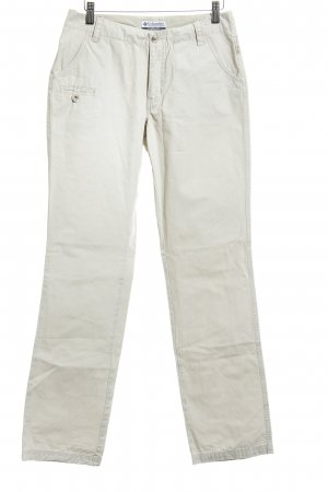 Columbia Jersey Pants oatmeal casual look