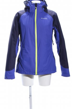 Columbia Winter Jacket blue athletic style
