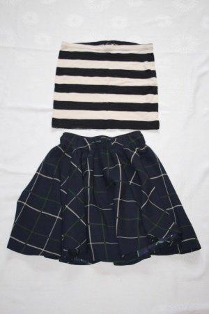 Combi aus Rock Zara und Oberteil H&M