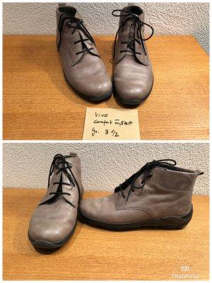 Korte laarzen lichtbruin-beige