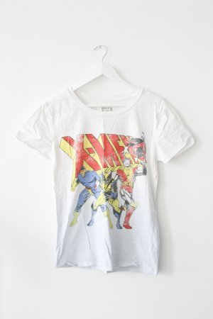 Comic-Shirt mit X-Men-Print
