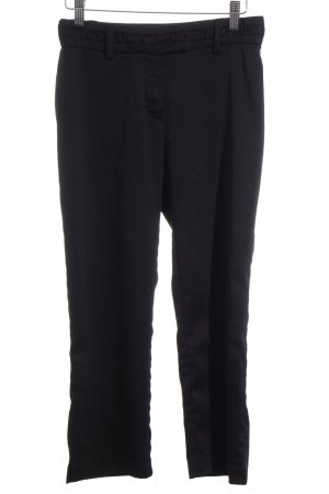 Comma 3/4 Length Trousers black business style