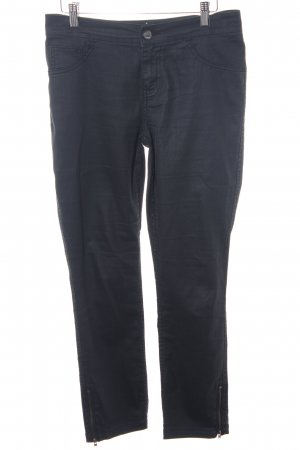 Comma 7/8-Hose anthrazit Casual-Look