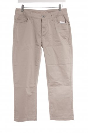 Comma 7/8-Hose beige Casual-Look