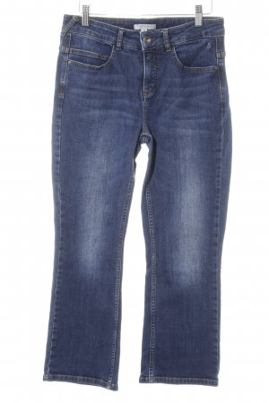Comma Jeans a 7/8 blu look pulito