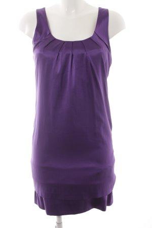 Comma Abendkleid lila Elegant