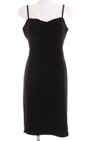 Comma Abendkleid schwarz Elegant