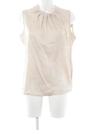 Comma Sleeveless Blouse pink elegant