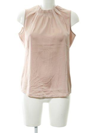 Comma Sleeveless Blouse rose-gold-coloured romantic style