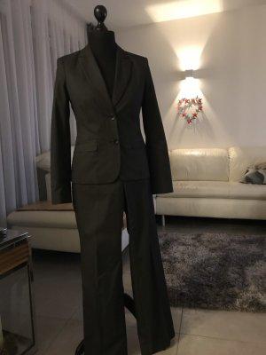 Comma Business Suit black-white