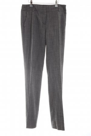 Comma Suit Trouser light grey flecked business style