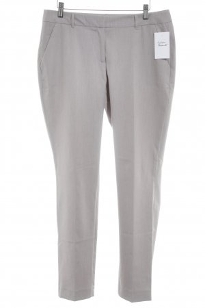 Comma Suit Trouser mauve flecked elegant