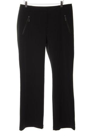 Comma Suit Trouser black casual look
