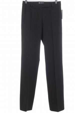 Comma Suit Trouser dark brown business style