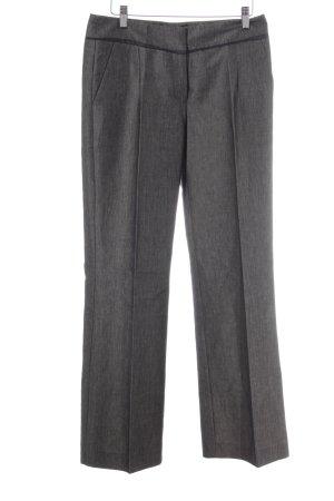 Comma Pantalon de costume gris brun style d'affaires