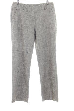 Comma Pantalon de costume gris vert moucheté style d'affaires