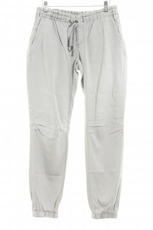 Comma Baggy Pants graubraun schlichter Stil