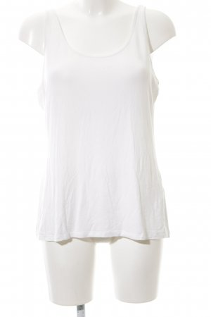 Comma Basic Top white casual look