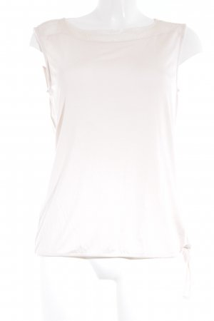 Comma Basic Top hellbeige-creme Casual-Look