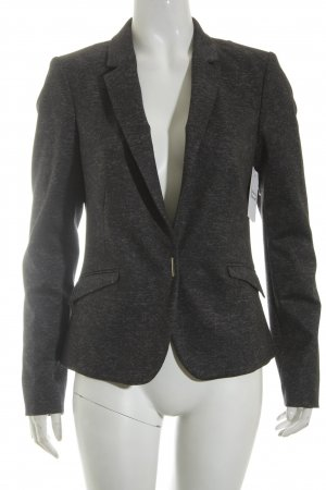 Comma Blazer dunkelgrau Business-Look