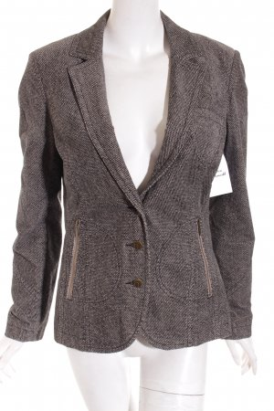 Comma Blazer grau Business-Look