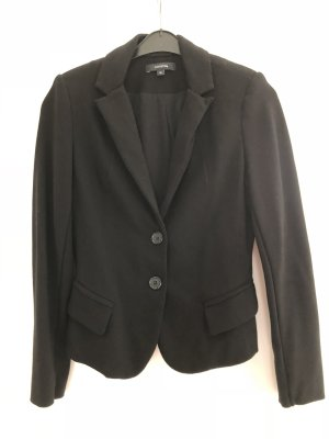 Comma Blazer in schwarz