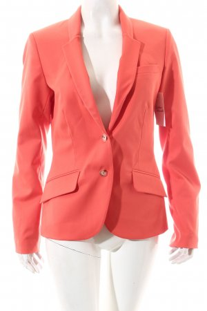 Comma Blazer neonorange Casual-Look