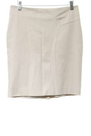 Comma Pencil Skirt dusky pink business style