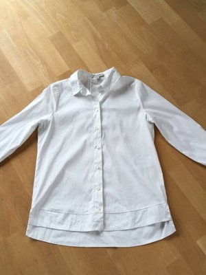 Comma Long Sleeve Blouse white