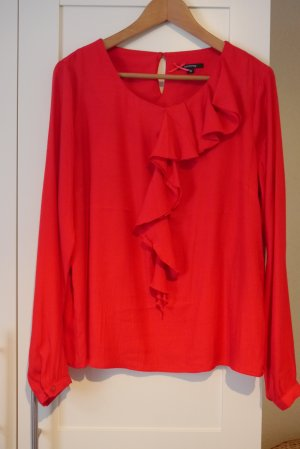 Comma Bluse Top rot Gr. 38 w. NEU!