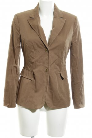 Comma Blouse Jacket light brown classic style