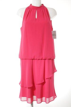 Comma Blusenkleid pink Elegant