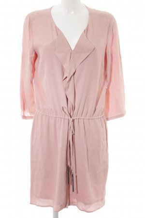 Comma Blouse Dress rose-gold-coloured casual look