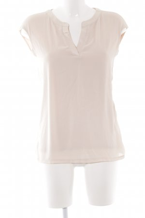 Comma Blusa rosa pallido elegante