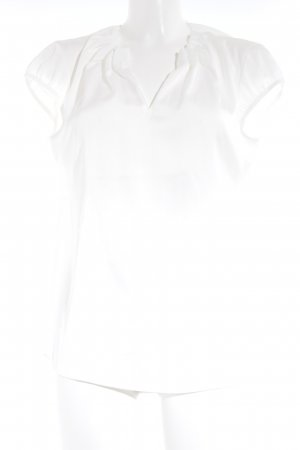 Comma Blusa bianco elegante