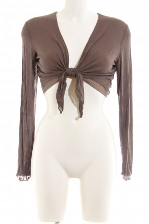 Comma Bolero bronzo stile casual