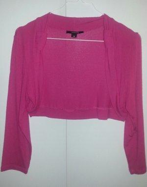 Comma Bolero in pink