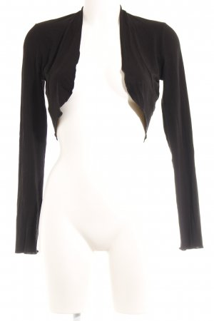 Comma Bolero schwarz Casual-Look