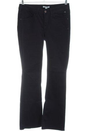 Comma Jeans svasati nero stile casual