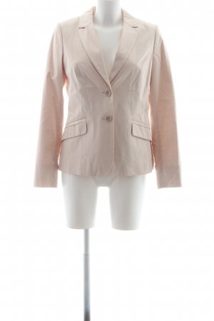 Comma Boyfriend Blazer cream casual look