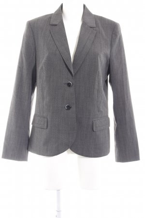 Comma Boyfriend-Blazer grau Business-Look