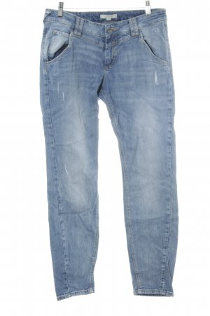 Comma Boyfriend jeans blauw casual uitstraling