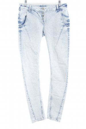 Comma Boyfriend jeans azuur casual uitstraling