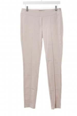 Comma Pantalón de pinza beige estilo «business»