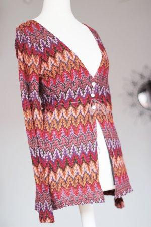 Comma Tunic Blouse multicolored cotton