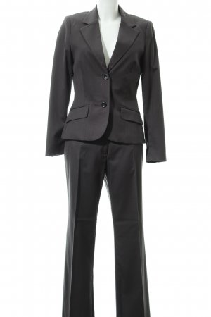 Comma Costume business gris anthracite style d'affaires