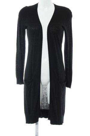 Comma Cardigan schwarz schlichter Stil